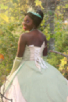 Frog Princess | Princess Parties Hampton Roads | Wishery Entertainment
