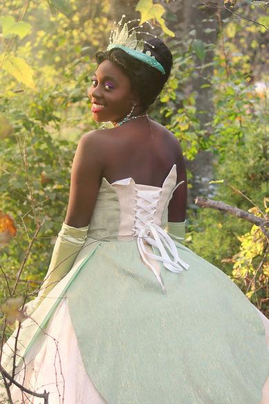 Frog Princess   Princess Parties Hampton Roads   Wishery Entertainment