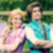 Rapunzel Tangled Princess Party Characters | Hampton Roads Virginia Beach | Wishery Entertainment