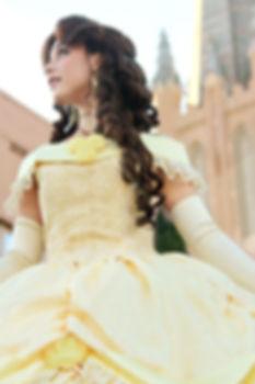 Belle | Princess Parties Hampton Roads | Wishery Entertainment