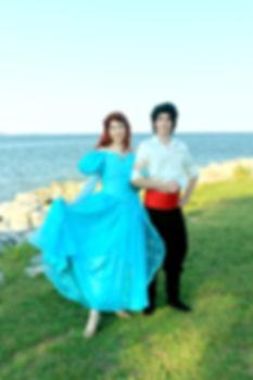 Little Mermaid | Princess Parties Hampton Roads | Wishery Entertainment