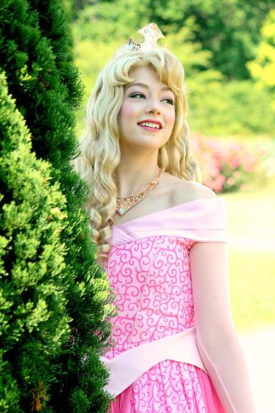 Sleeping Beauty | Princess Parties Hampton Roads | Wishery Entertainment