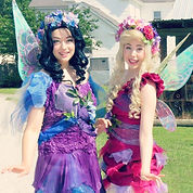 Woodland Forest Fairy Princess Party Characters | Hampton Roads Virginia Beach | Wishery Entertainment