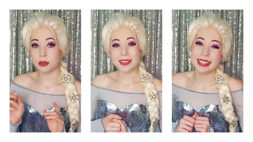 snow queen video message trio.png