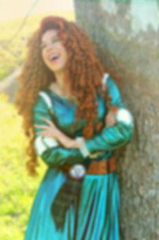 Brave Princess | Princess Parties Hampton Roads | Wishery Entertainment