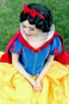 Snow White | Princess Parties Hampton Roads | Wishery Entertainment