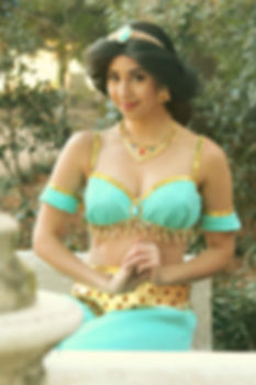 Arabian Princess | Princess Parties Hampton Roads | Wishery Entertainment