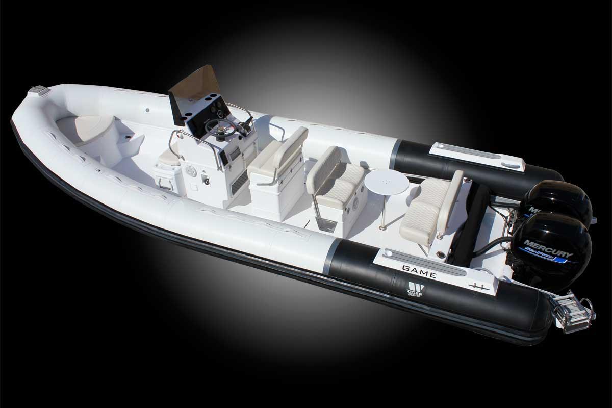 850DM--white-X-black