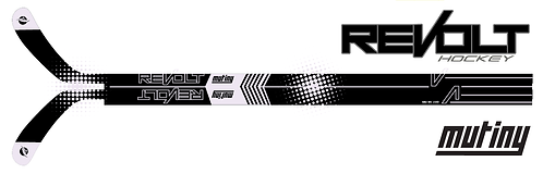 MUTINY RS39 RH 100 Flex Senior Stick - NO GRIP/ Snakeskin Texture