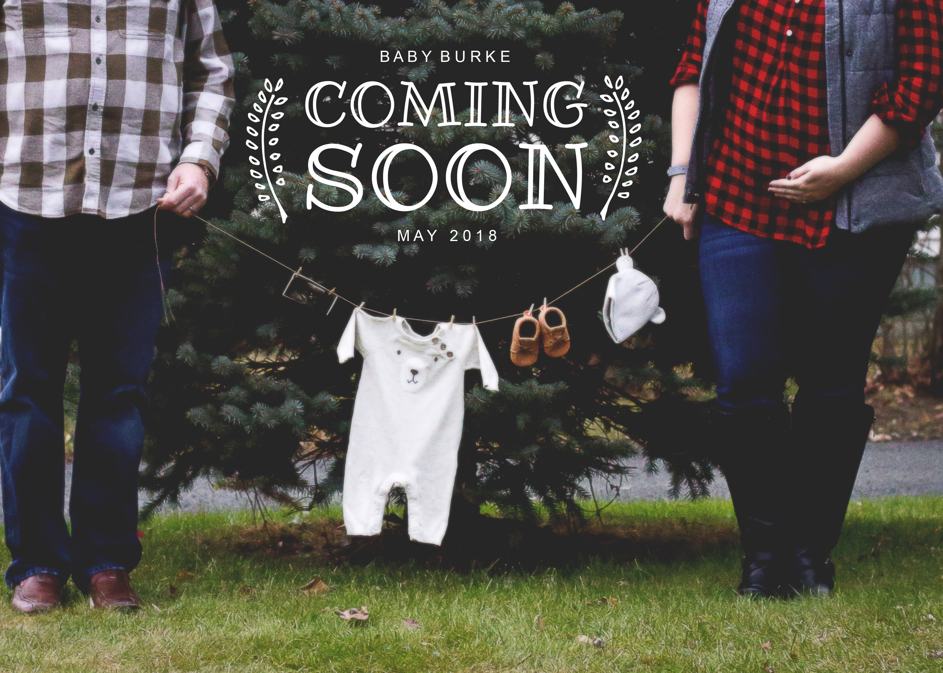 Pregnancy Announcement |