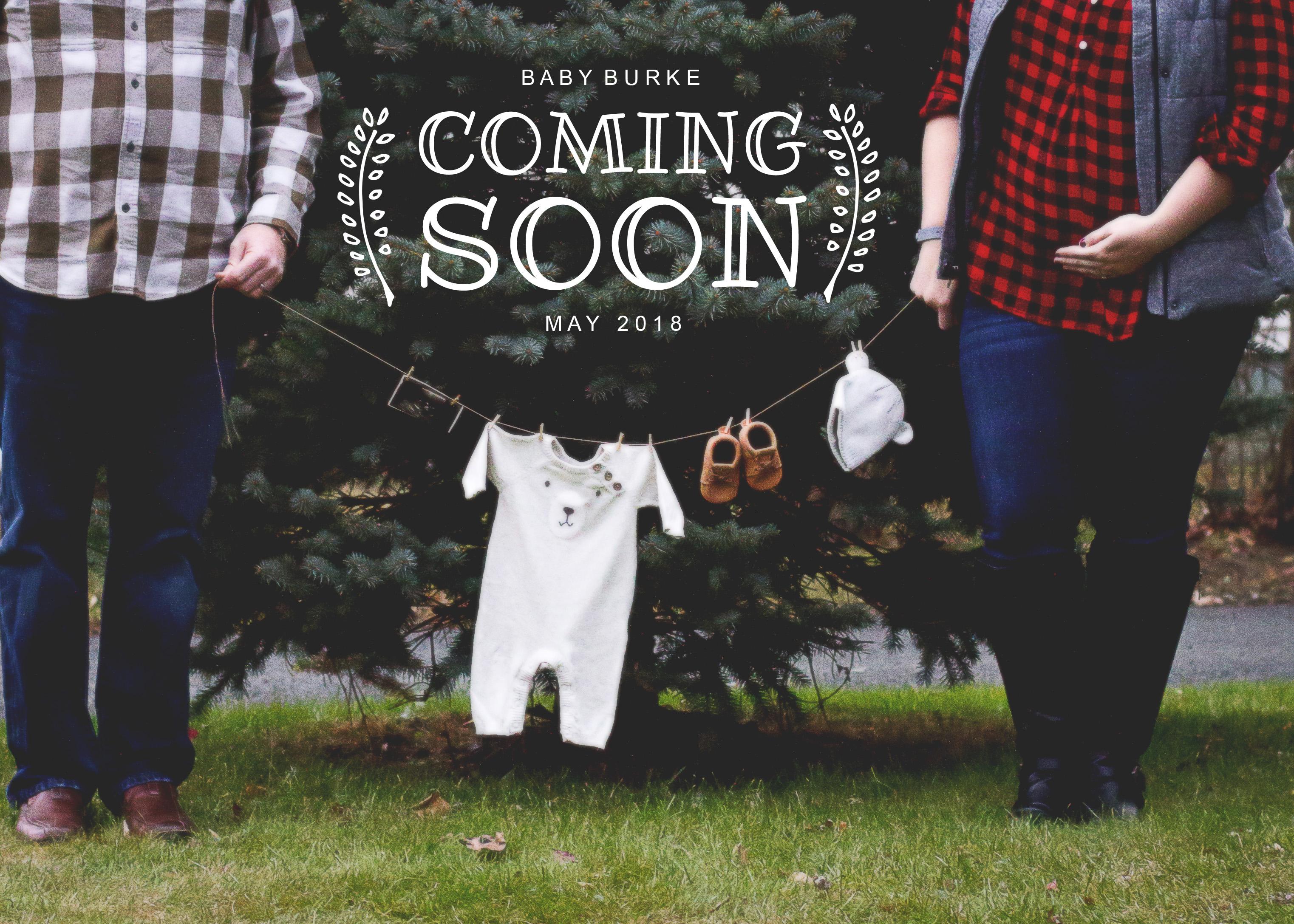 Pregnancy Announcement |