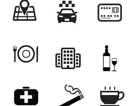 hotel-and-hotel-services-icons-vector-14