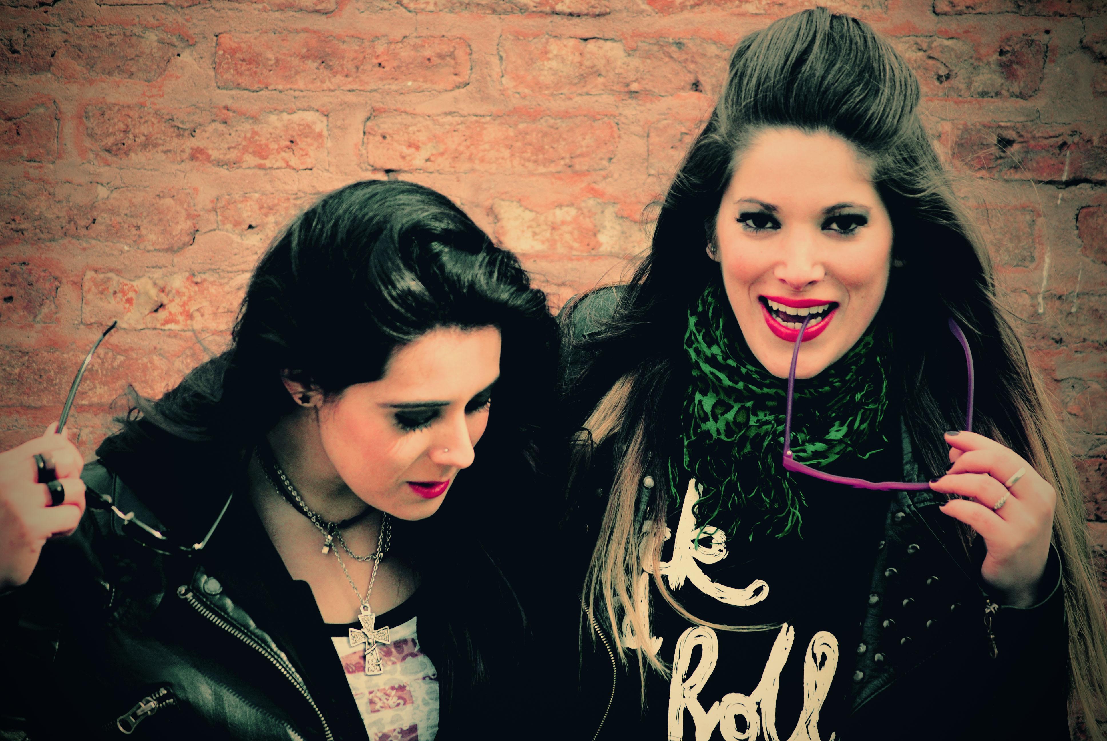 book chicas rocker