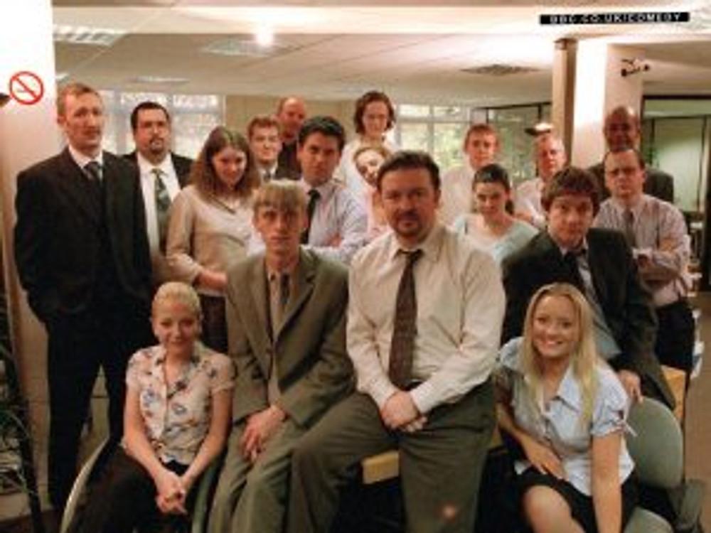 The Office UK BBC