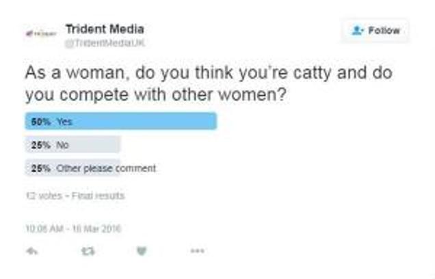 Female Friendships Twitter Poll (2)