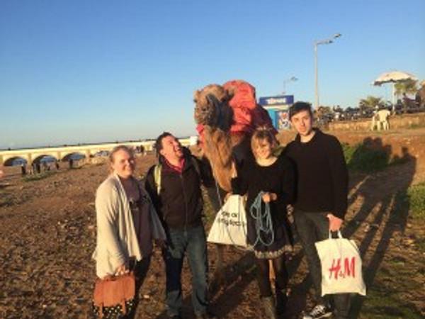 Jailbreak 2015 Winners in Morocco   @GeorgiaGinny