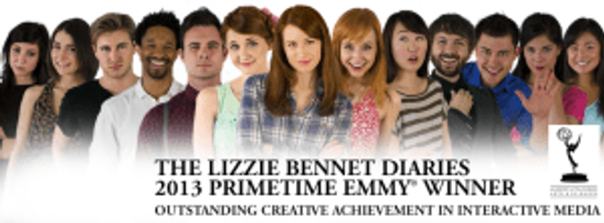 2, The Lizzie Bennet Diaries, (2012)