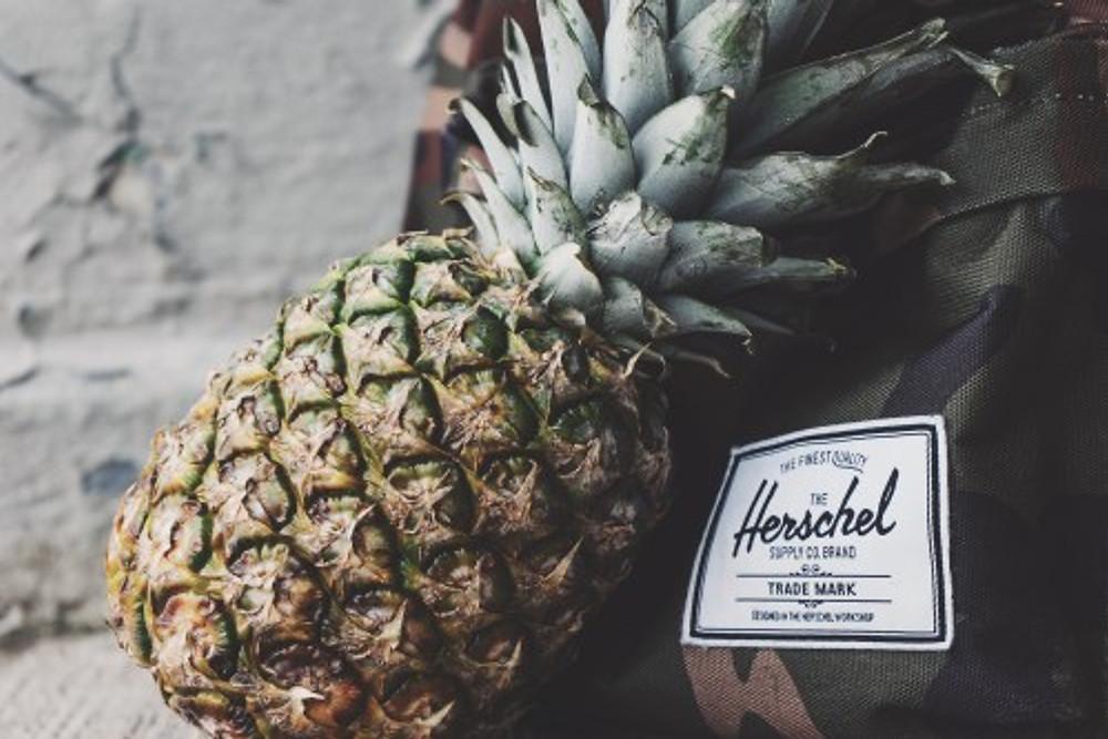 Unsplash - Pineapples