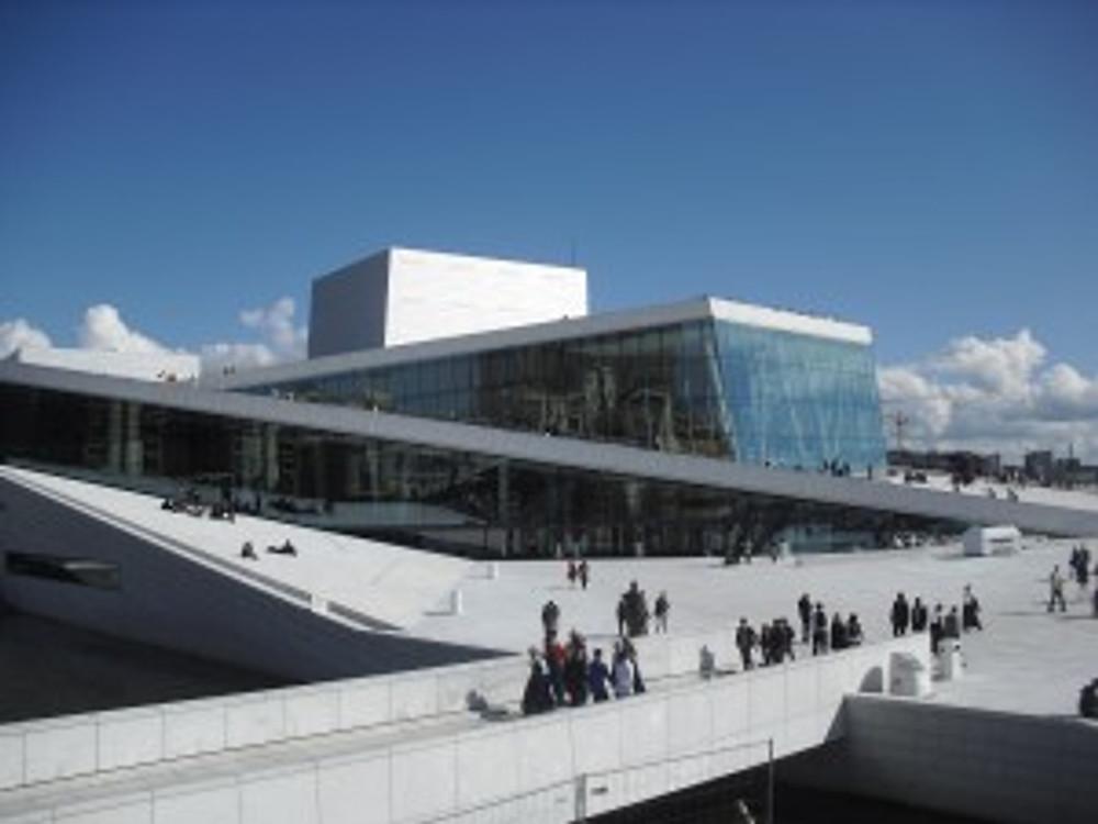 Opera House - Marie Land Andersen