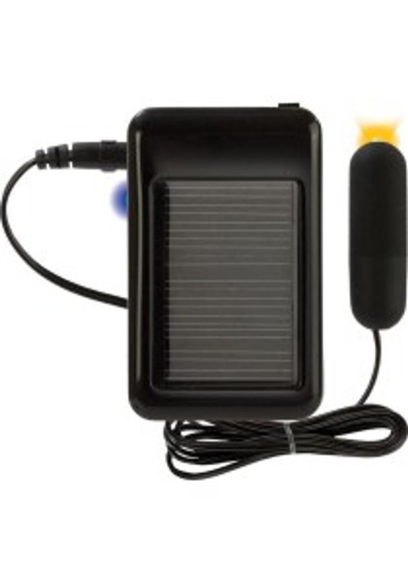 solar powered bullet _ amazon.com