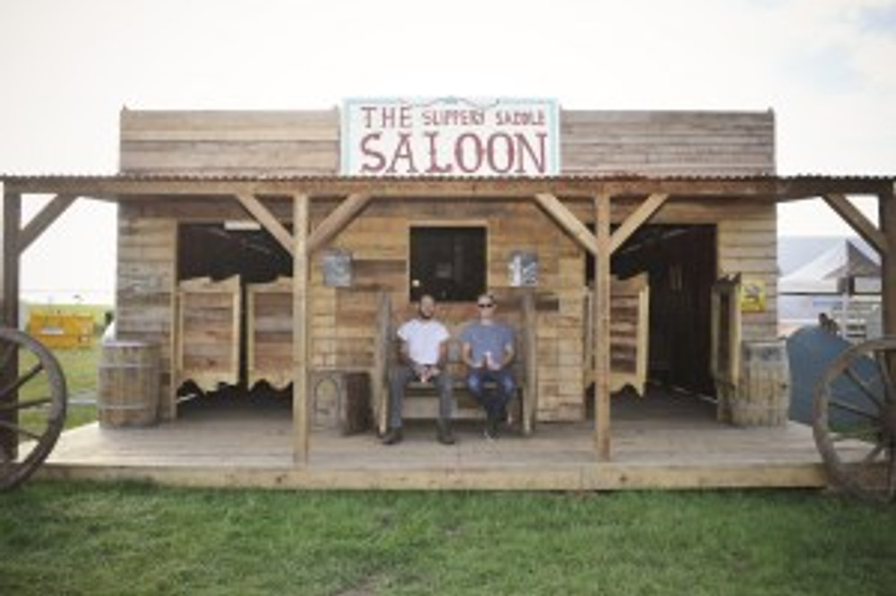 The Slippery Saddle Saloon | Social Student