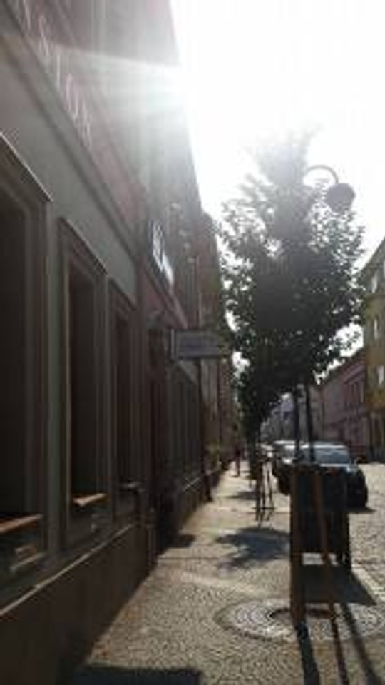 AMY PARRY- Czech Reublic - Appartment