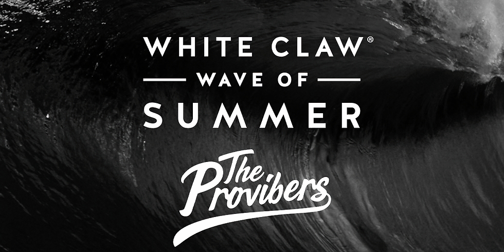 White Claw's Wave of Summer Quiz ft The Provibers