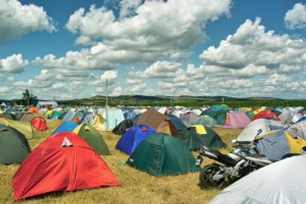 Festival Camping | Flickr