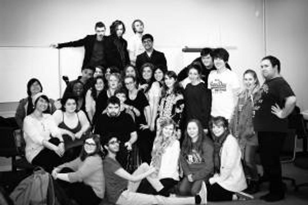 2015 Drama society