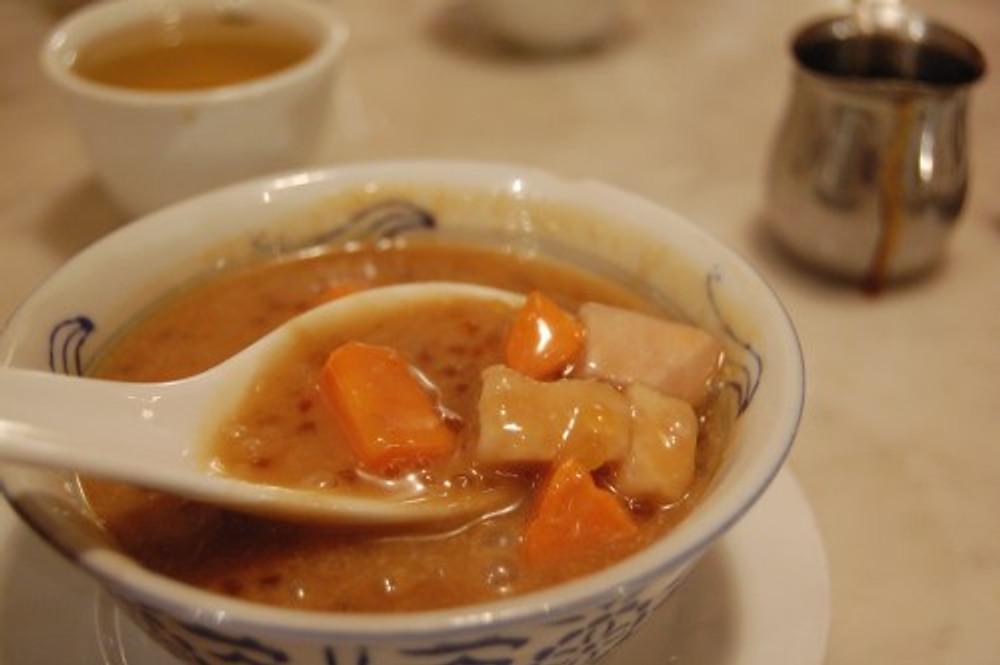 Old China Cafe Bubur Cha-cha