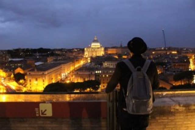 Rome - Jorge Ugalde (1)