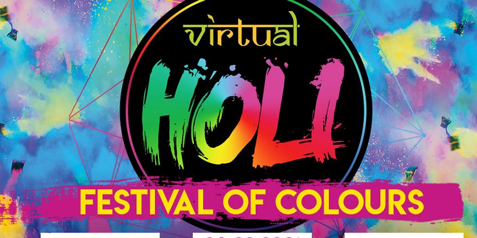Holi Virtual Party