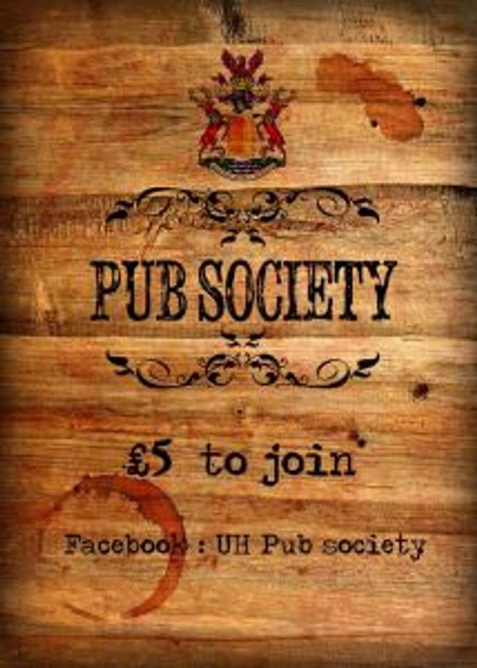 Pub Society Facebook