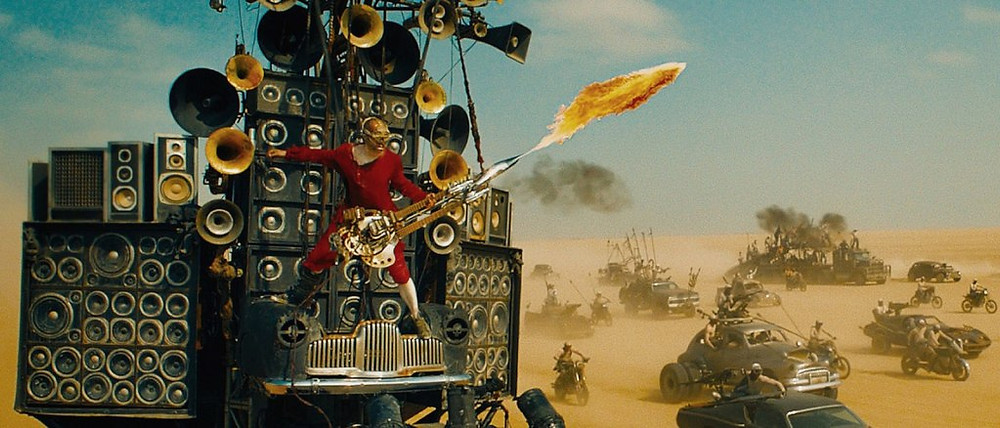 Mad Max Warner Bros
