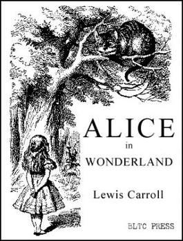 Alice in Wonderland - The original book cover