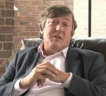 Stephen Fry Image