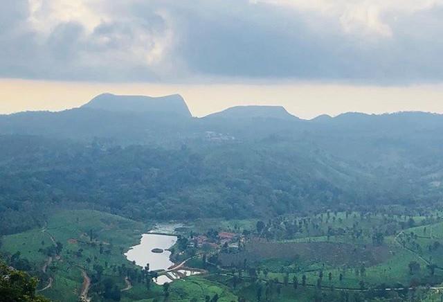 #viewpoint#lake#teaplantation #woodsvill