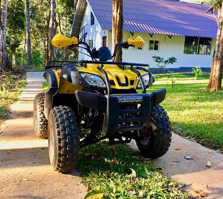 ATV Rides available... #Woodsvilletheget