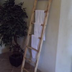 Echelle sèche serviettes