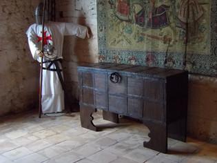 Coffre 11ème siècle