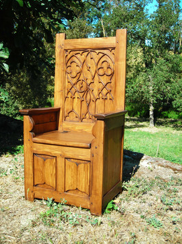 Chaise de dame