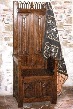 Cathèdre 14ème siècle