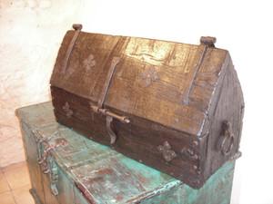 Coffre hutte