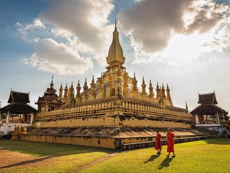 Tổng hợp kinh nghiệm du lịch Lào - sau 2 tuần ở Lào ( Vientiane - Vang Vieng - Luang Prabang - Nong