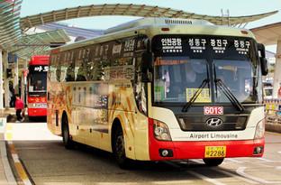 Cách di chuyển từ sân bay Incheon về trung tâm Seoul Hàn Quốc