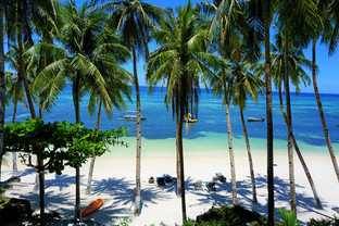 Resort Anda White Beach xinh đẹp trên đảo Bohol - Philippine