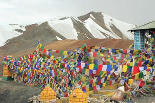 Ý nghĩa của lá cờ Tây Tạng - Om Mani Padme Hum
