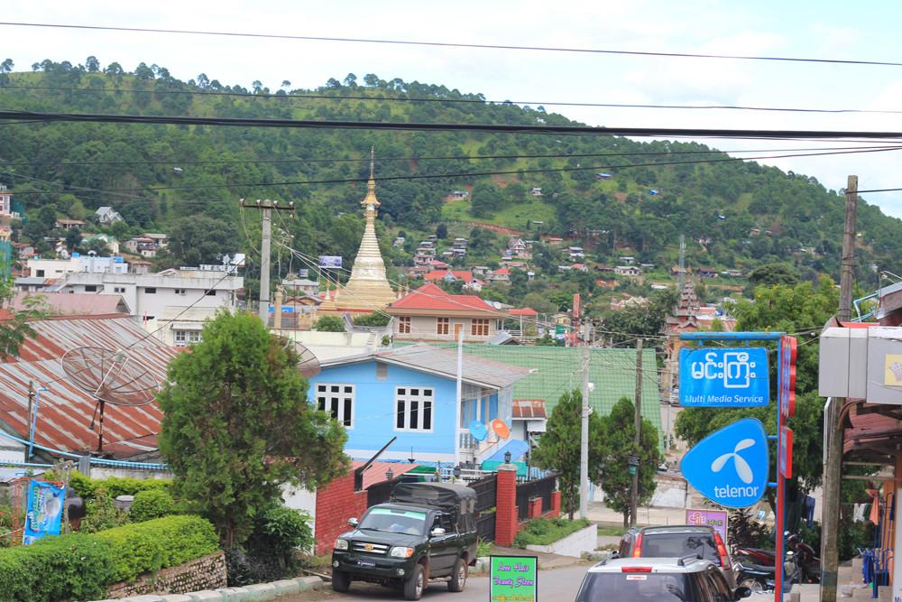 Thị trấn Kalaw Myanmar