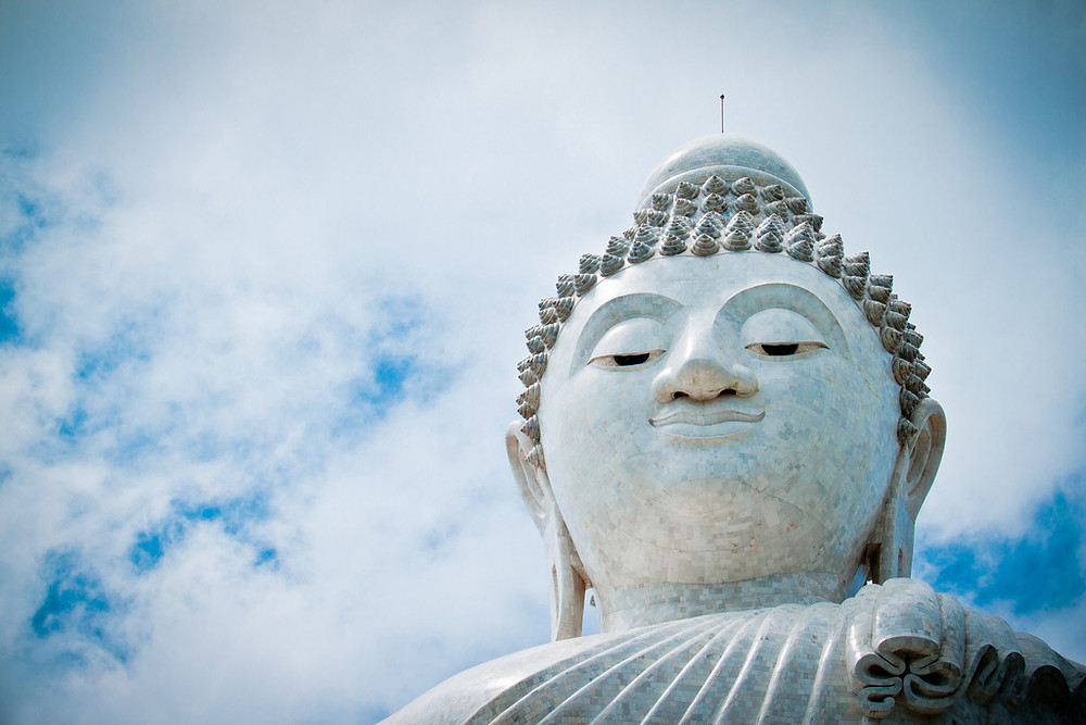 Tượng phật Big Buddha Phuket