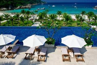 The Racha Resort thiên đường nghỉ dưỡng tuyệt vời ở Phuket - Thái Lan